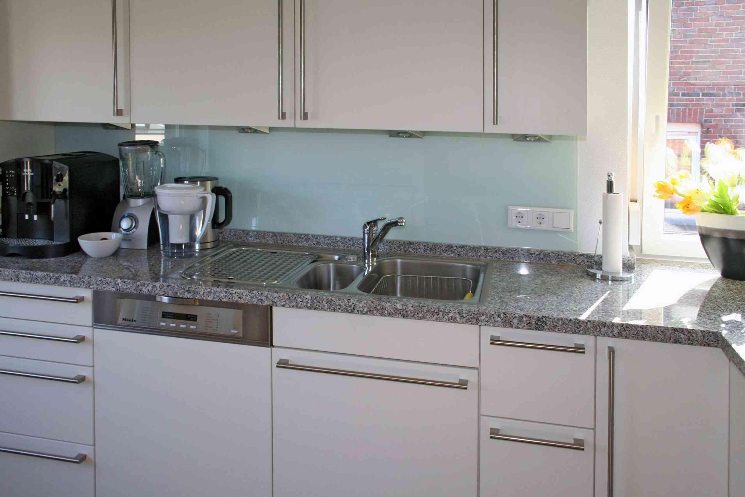 Küchenarbeitsplatte in Rosa Beta